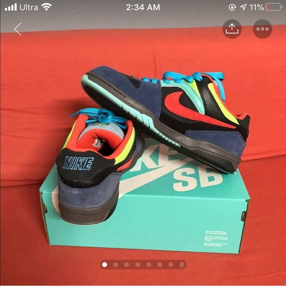 Nike Other - Nike SB 6.0 Drunk Low